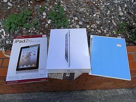 iPad2入手しました