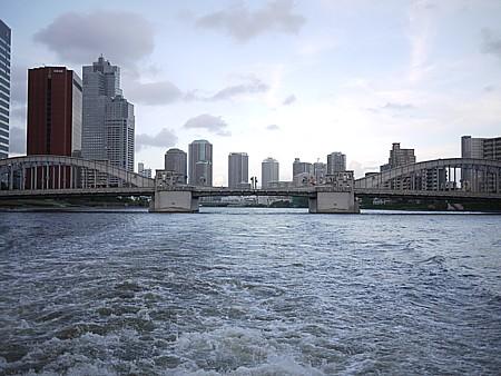 浅草から川下り