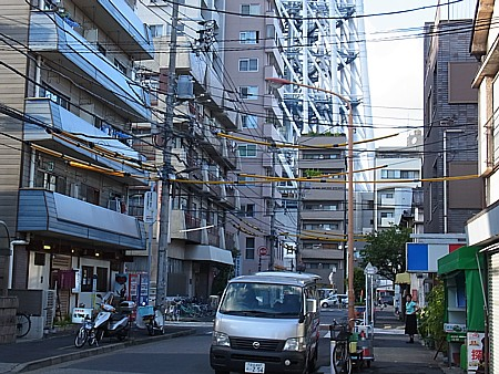 電線地中化