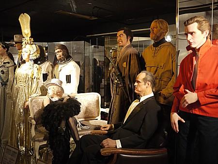 蝋人形の館