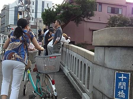 撮影スポット十間橋