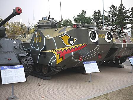 ユニークな戦車