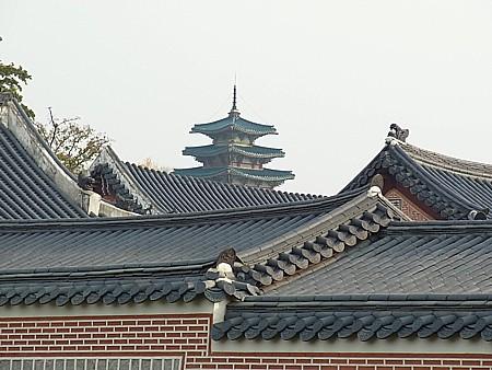 朝鮮王朝時代の王宮