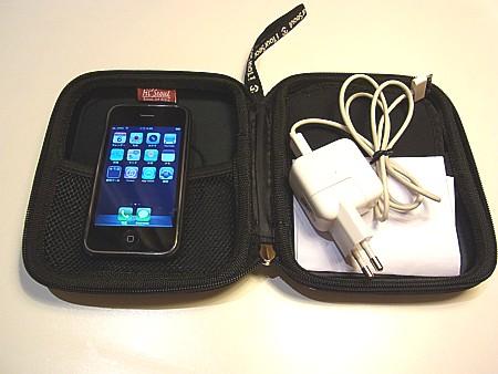 iPhone レンタル品にUSB充電器あり