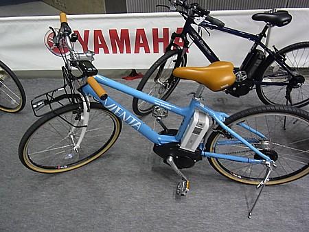 自転車PAS