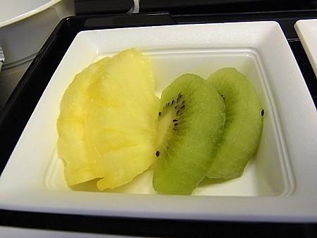 フルーツ付き