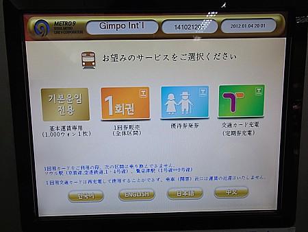 仁川空港と金浦空港違い