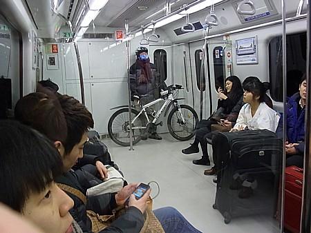 空港線地下鉄