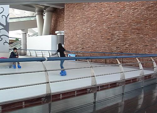 仁川空港スケート場