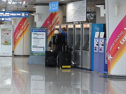 仁川空港特急列車