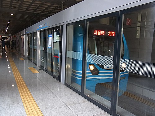 未来の地下鉄