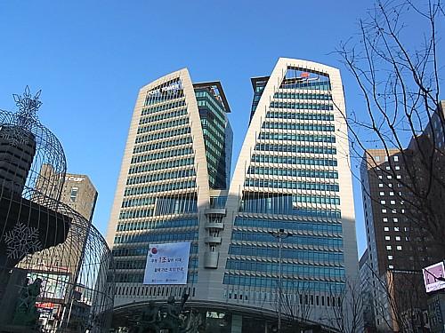 ソウル中央郵便局