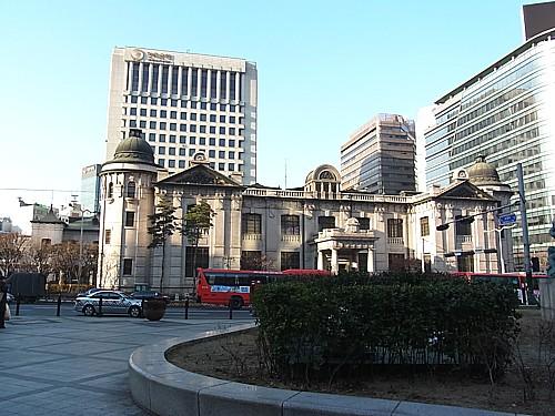 韓国銀行紙幣金融博物