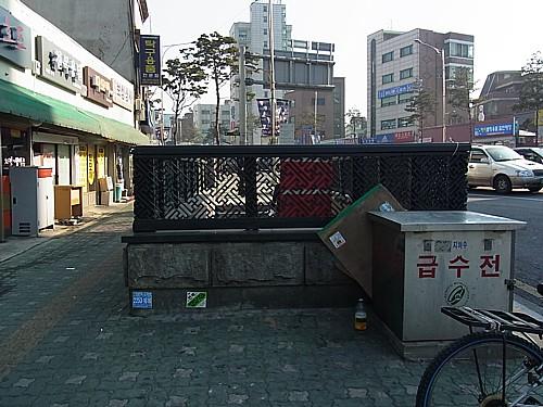 地下鉄入口