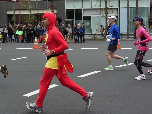 マラソン 2012