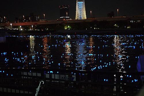 隅田川LED
