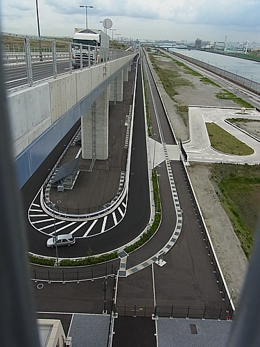 中央防波堤外側