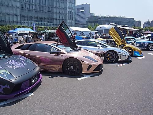ノスタルジックカーショー