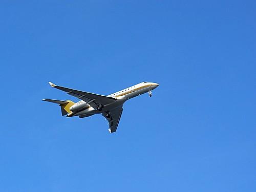 飛行機撮影