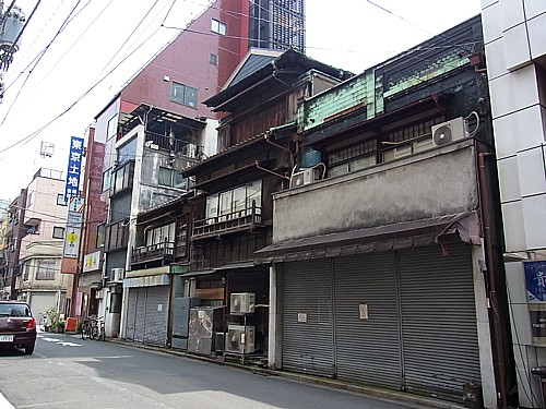 珍しい建物