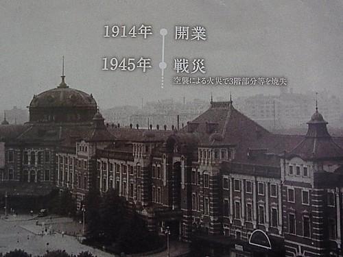 東京駅の歴史
