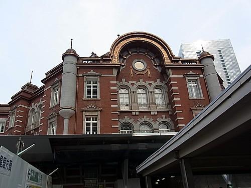 東京駅赤レンガ