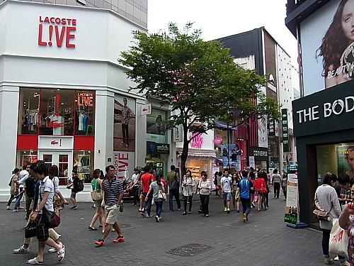 日本の銀座