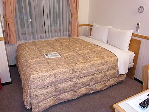 ホテル暮らし