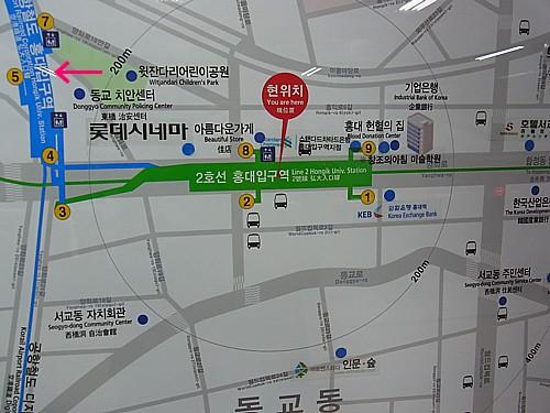引大入口駅