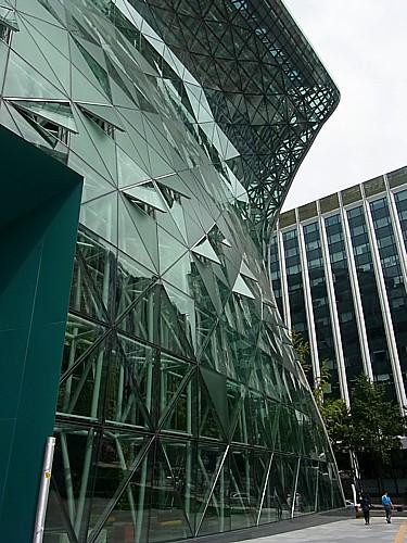 ソウル新支庁舎