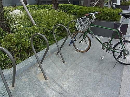 韓国自転車事情