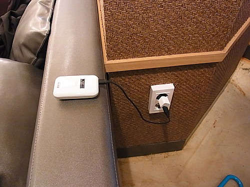 ケータイ充電