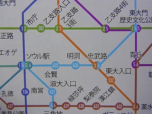 数値化された駅名