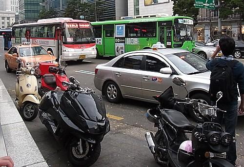 日本車が人気