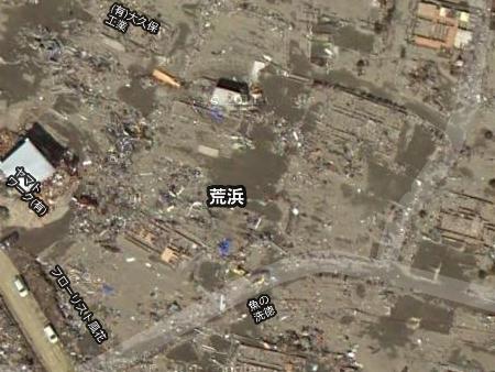 東日本大震災の被害状況