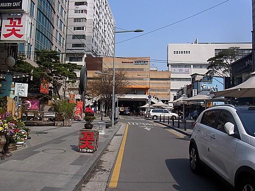 鐘路3街(チョンノサンガ)