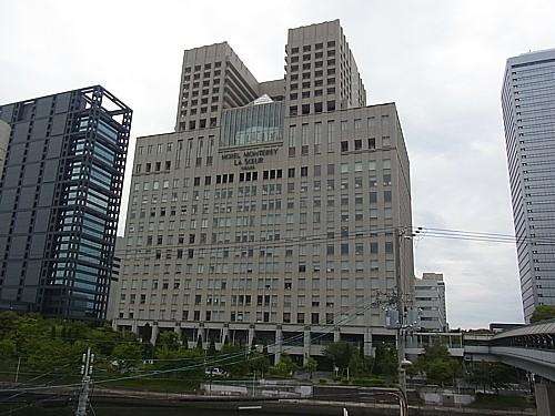 大阪京橋宿