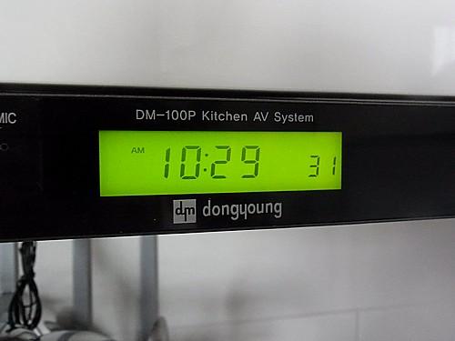キッチンオーディオ