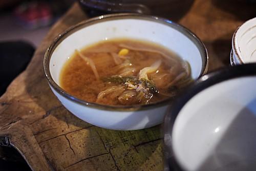 スープ旨い