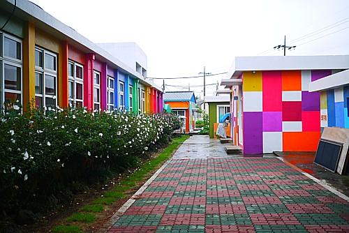 済州島の学校
