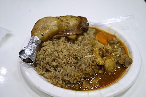 タンザニア料理