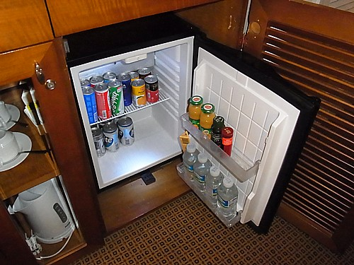 冷蔵庫中身
