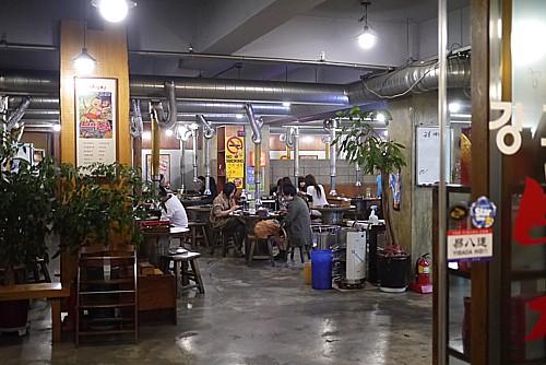 カンホドンの店
