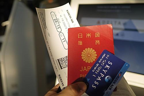 電子化パスポート