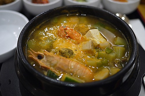 トゥッペギ(韓国式土鍋)
