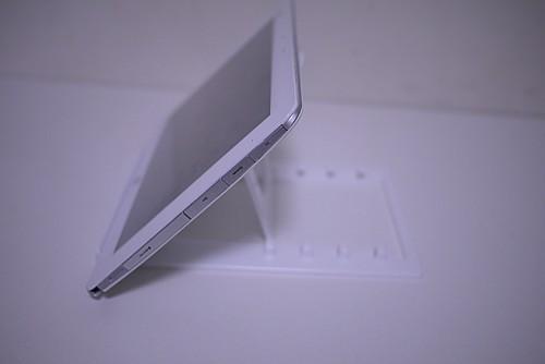 iPad製品流用