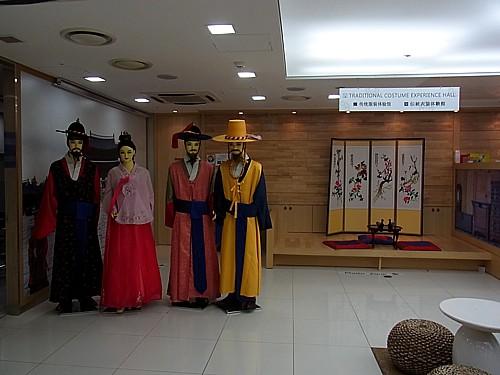 民族衣装撮影