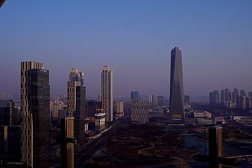北東アジア貿易タワー