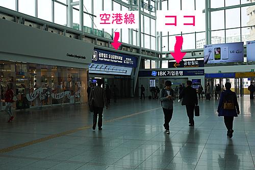 ソウル駅の場所