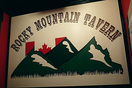 Rocky Mountain Tavern